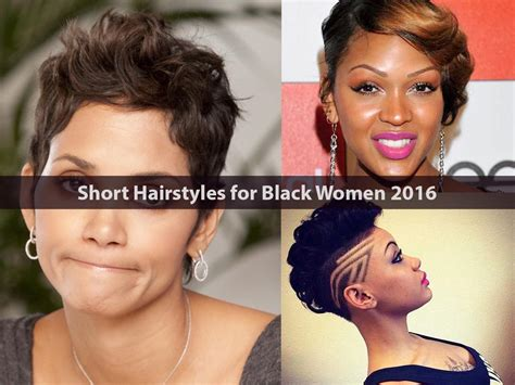 Black Hairstyles For 2016 by Hairstyles For Hairstyle For