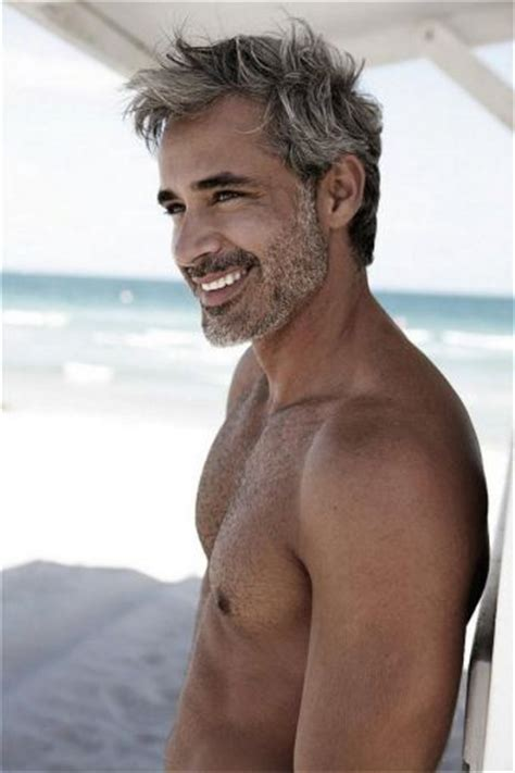 do men like grey hair hombres canosos guapos que hacen que nos tiemblen las