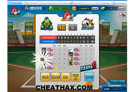 tutorial hack baseball heroes baseball heroes cheat ultimate combo hack update april