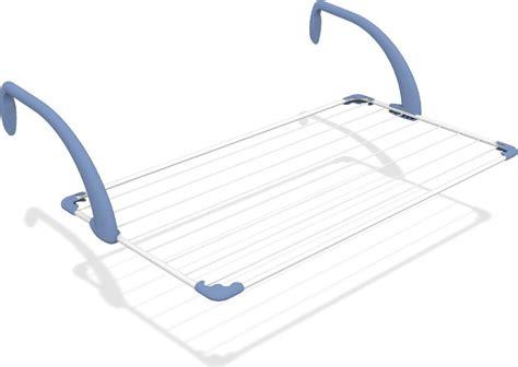 stendino da vasca da bagno gimi stendibiancheria da balcone da vasca da bagno