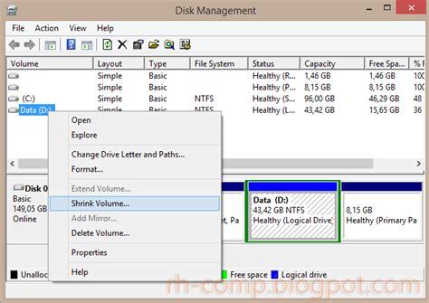 cara membuat virus yang merusak harddisk cara membuat partisi baru di harddisk pada windows rh comp