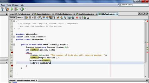 Tutorial Java Try Catch | java tutorial 17 exception handling in java try catch