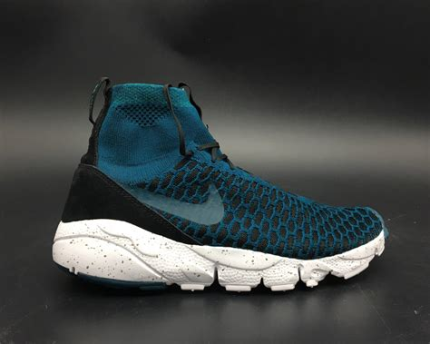 turquoise for sale cheap nike air footscape magista flyknit fc midnight