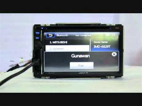 Audio Mobil Avt Imd 6829t review avt imd 6829t unit din universal