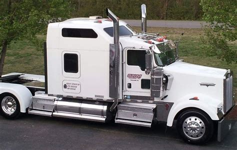W900 Studio Sleeper by Mike O Neill S 2006 Kenworth W900 Overdrive Owner