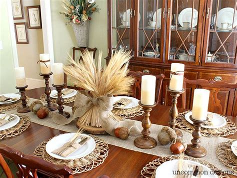easy to centerpieces for thanksgiving table top 25 best thanksgiving centerpieces ideas on