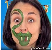 C&243mo Hacer Un Maquillaje De Serpiente Para Disfraz Infantil