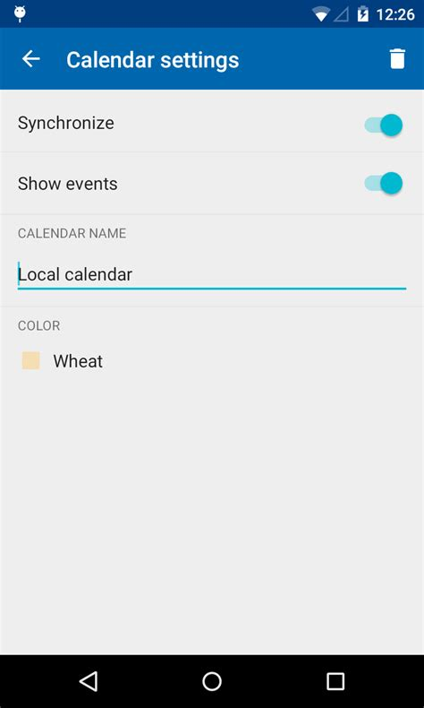 Local Calendar How Do I Add Or Delete A Device Local Calendar With