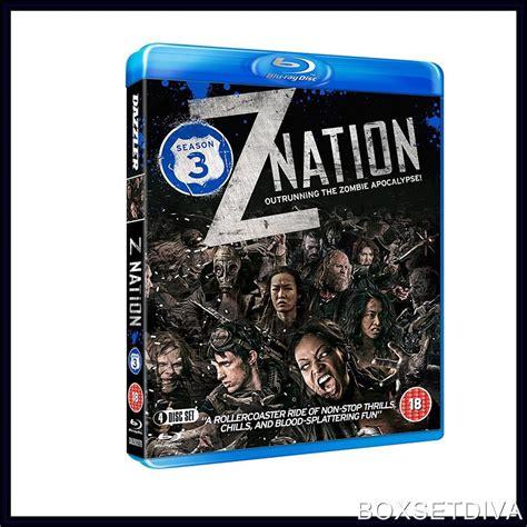 Novel Import Ny Times Best Seller Run Higgins z nation complete season 3 brand new ebay