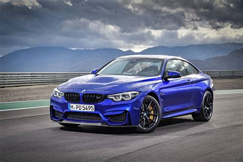 New Bmw M4 2018 by Official 2018 Bmw M4 Cs Gtspirit