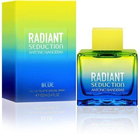 Antonio Banderas Parfum Original Radiant Blue Murah antonio banderas radiant blue for reviews