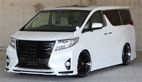 Car Zeus Gfs m z speed sendai bodykit アルファード alphard ggh agh ayh executive lounge gf g x hybrid