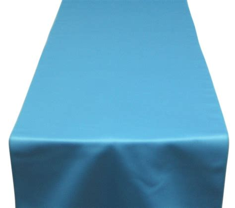 Turquoise Table L Turquoise Lamour Table Runner