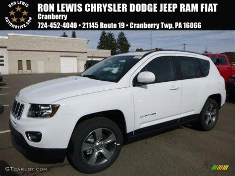 gray jeep compass 2017 2017 bright white jeep compass latitude 4x4 116706377