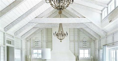 creating  beach cottage   shiplap wall paneling