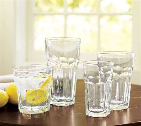 Pottery Barn Barware Cafe Glassware Pottery Barn