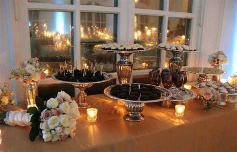 wedding trend dessert displays pink lotus events