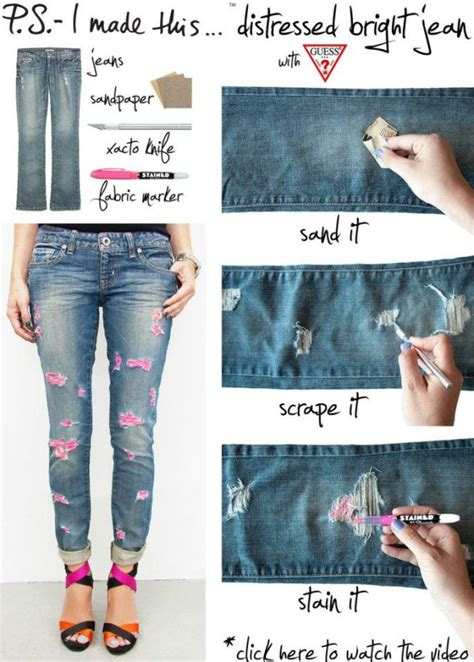 diy fashion projects 16 diy fashion projects that you have to try