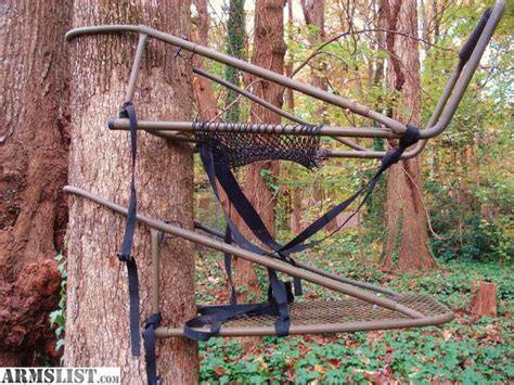most comfortable climbing tree stand armslist for sale climbing tree stand