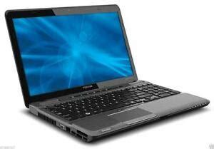toshiba satellite p755 i7 2670qm laptop pc 640gb 8gb wi fi hdmi windows 7 ebay