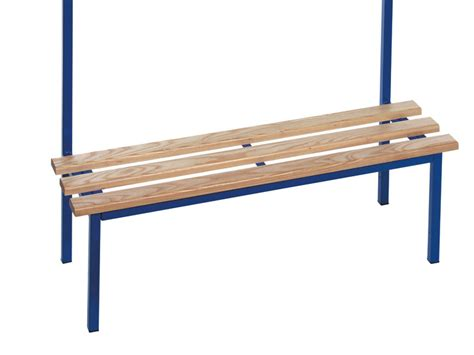 cloakroom bench buy single sided cloakroom bench free delivery