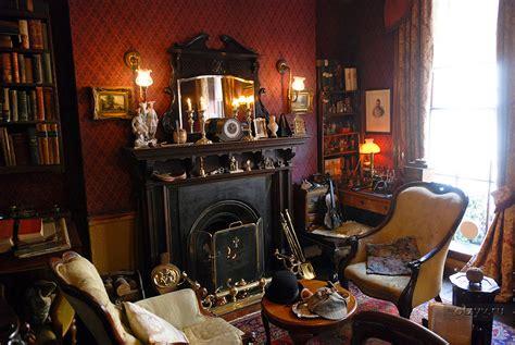 Sherlock Living Room by Sherlock Museum Address Photos