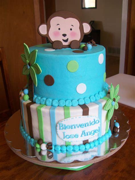 Monkey Baby Showers by Baby Shower Monkey Cake Baby Shower Baby