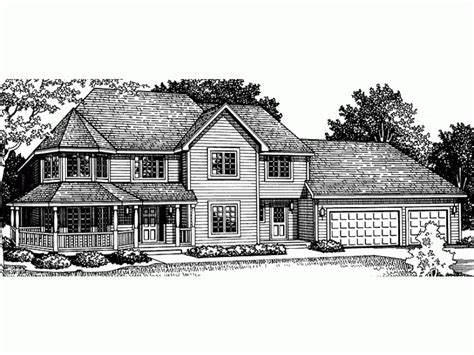 eplans farmhouse eplans farmhouse house plan four bedroom farmhouse