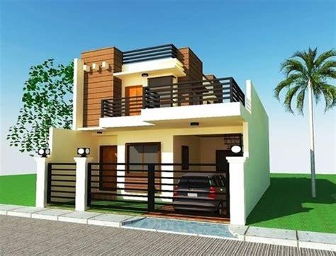desain arsitektur rumah dengan atap datar pt desain rumah arsitek 2017