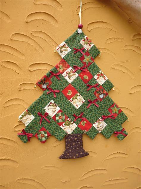 193 rbol de navidad patchwork arbol de navidad pinterest
