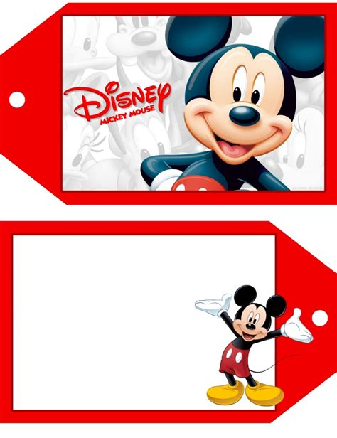printable mickey mouse luggage tags late night mama preparing for disneyland