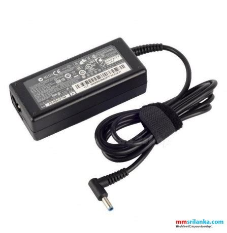 Adaptor Hp 19 5v 3 33a For Hp Envy hp 65w ac power adapter for 19 5v 3 33a blue pin 3 00mm