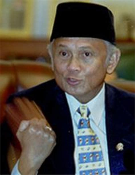 biography president habibie biography indonesian presidential library materials