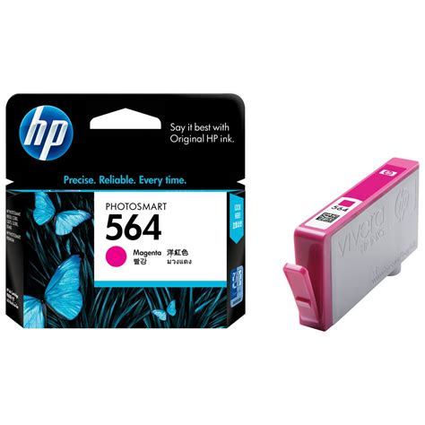 Tinta Printer Hp Laserjet hp 564 magenta ink cartridge cb319wa 0riginal distributor tinta printer original