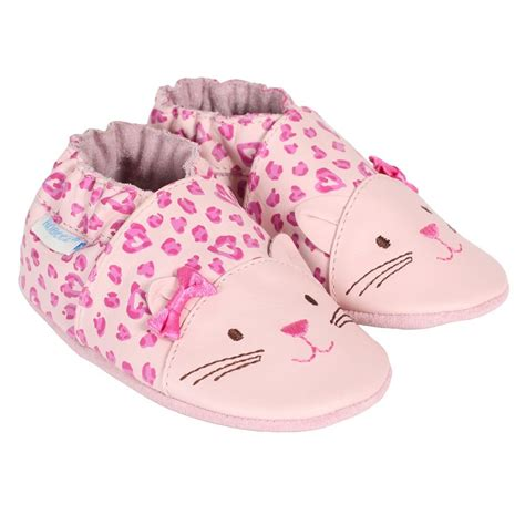 robeez shoes for robeez pink 3 d baby soft sole shoe