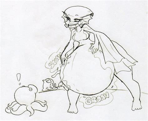Big Zora big belly ruto by da fuze on deviantart