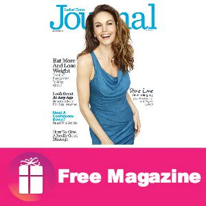Lhj Sweepstakes - freebie ladies home journal magazine