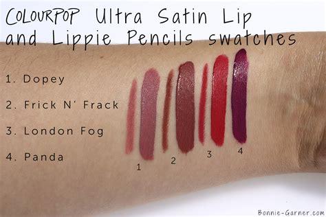 100 Ori Colourpop Ultra Satin Lip lihat harga colourpop ultra matte frick n frack di toko