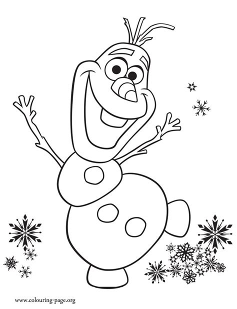 printable make olaf printable coloring pages frozen olaf world of printables