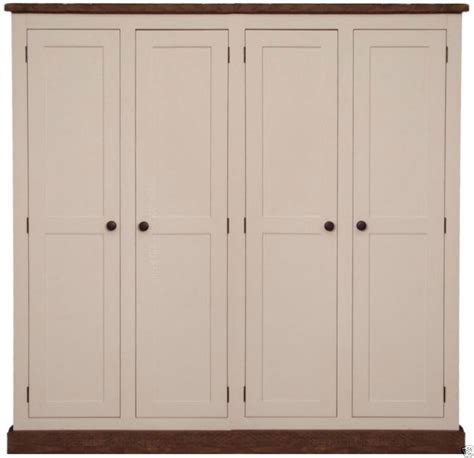 Solid Wood White Wardrobes by Best 25 Solid Wood Wardrobes Ideas On