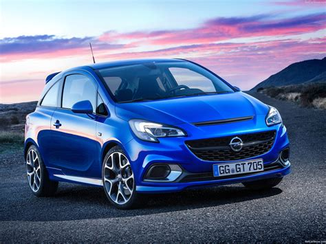 opel corsa opc 2016 opel corsa opc 2016 pictures information specs