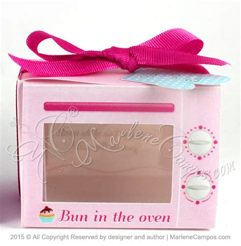 How To Make A Paper Oven - oven favor box electric oven cupcake box pink oven