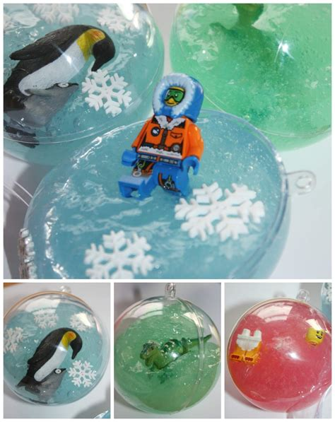 lego ornaments slime ornaments for kid made gifts to give and get this