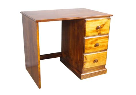 Student Desk 3 Drawers Se Waite And Son Student Desk Drawers