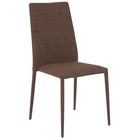 Chester Modern Brown Dining Chair Eurway Furniture Dining Chairs Brown