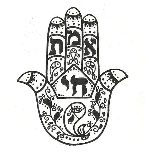 hand tattoo jewish st joan s hamsa by lilmoongodess on deviantart