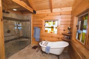 Cabin Bathroom Ideas 45 rustic and log cabin bathroom decor ideas 2017 amp wall decoration