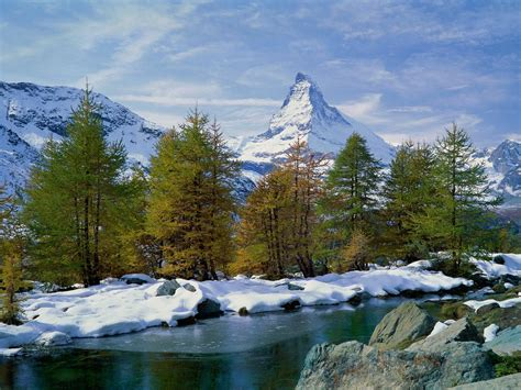 Switzerland The Most Beautiful Country In The World