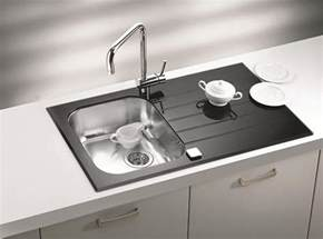 kitchen sinks and faucets designs black kitchen sinks countertops and faucets 25 ideas