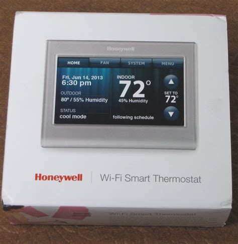 honeywell wi-fi 7-day programmable thermostat (rth6580wf) app